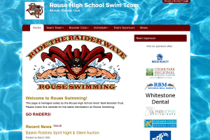 Rouse HS website