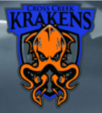 Krakens Swim Team Logo